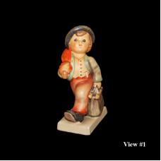 Vintage Hummel Merry Wanderer Figurine