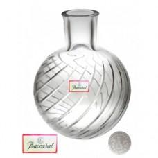 Baccarat Full-Lead Cyclades Crystal Ball Vase