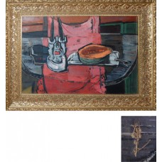 Untitled Framed Original - Vincent Malta
