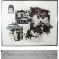 Big and Little Bullys Ruminations Rauschenberg