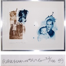 Bubba's Sister Ruminations Rauschenberg