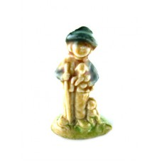 Wade Little Shepard Boy Porcelain Figure