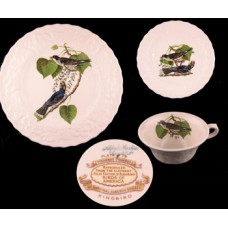 Alfred Meakin Kingbird #79 Luncheon Set