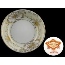 Coronet Adline Handpainted Fruit/Dessert Bowl