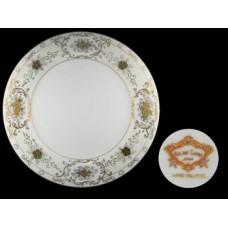 Coronet Adline Handpainted Dinner Plate