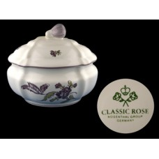 Rosenthal Violette Sugar Bowl and Lid