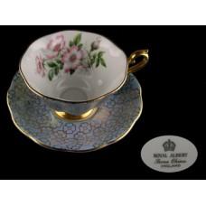 Royal Albert Bone China Cup & Saucer Set