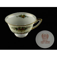 Meito China The Malta Footed Cup