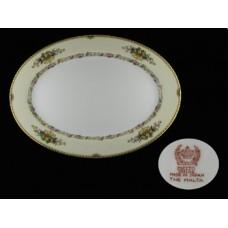 Meito Malta Oval Serving Platter