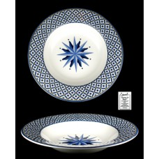 Williamsburg Victoria & Beale Rimmed Soup Bowl