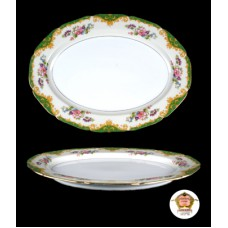 Noritake Amazon Oval Serving Platter