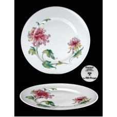 Elite-Limoges Dahlia Dinner Plate