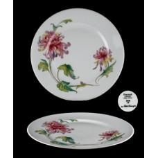 Elite-Limoges Dahlia Salad Plate