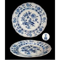 Meissen Blue Onion Dinner Plate - Germany