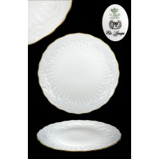 Elite Limoges Cathel Luncheon Salad Plate - France