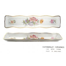 Hammersley Fine Bone China  Floral Mint Tray