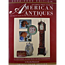 Pictorial American Antiques 2004-2005