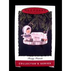 Hallmark Keepsake Frosty Friends 1996
