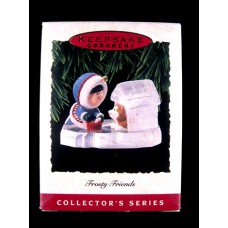 Hallmark Keepsake Frosty Friends 1993