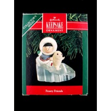 Hallmark Keepsake Frosty Friends 1990