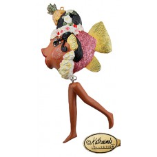 Katherine's Collection Carmen Miranda Ornament