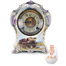New Haven U. S. A. Miniature China Clock