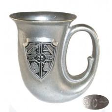 Wilton Armetale Horn Beer Stein/Mug
