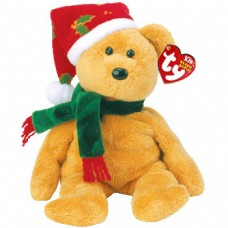 2003 Holiday Teddy Beanie Baby