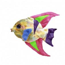 Aruba The Angel Fish Beanie Baby
