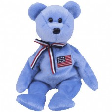 America The Beanie Bear