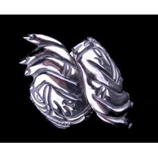 Taxco 925 Sterling F. Pichardo Hand Bracelet
