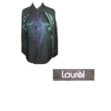 Laurel Polyester and Silk Long Sleeved Blouse