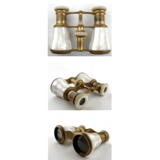 Victorian Mother of Pearl Opera Glasses
